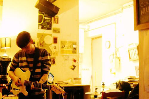Guitar Lessons Belfast
