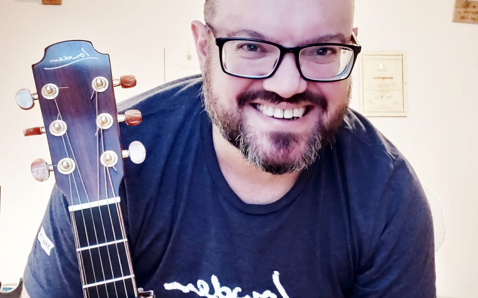 DANIEL ANDERSON GUITAR TUITION - GUITAR AND UKULELE LESSONS